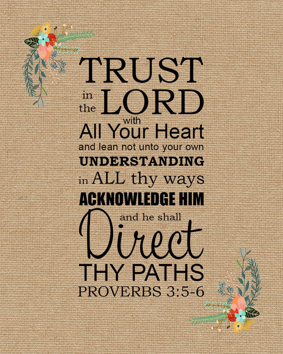 The Proof That We Really Trust God-We Believe The Witness of God Part I